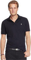 Polo Ralph Lauren Men's Big and Tall Classic-Fit Stretch-Mesh Polo Shirt