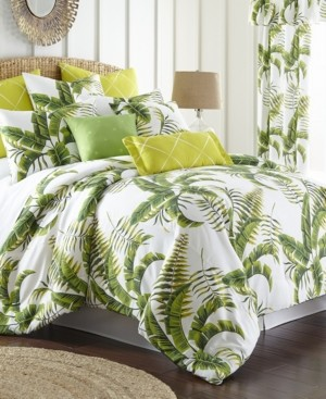 Colcha Linens Tropic Bay Duvet Cover Set-King Bedding