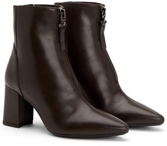 Aquatalia Prudence Weatherproof Leather Bootie