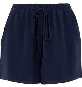 Chloé Silk-cady Shorts