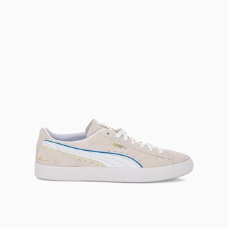Puma Lace-Up Low Top Sneakers