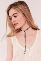 Urban Outfitters Beaded Wrap Choker Necklace