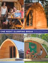 Virgin Experience Days One Night Glamping Break Collection In 5 Locations