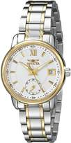 Invicta Women's 18011 Specialty Analog Display Swiss Quartz Two Tone Watch