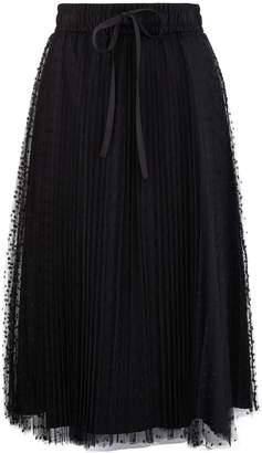 RED Valentino Silk skirt