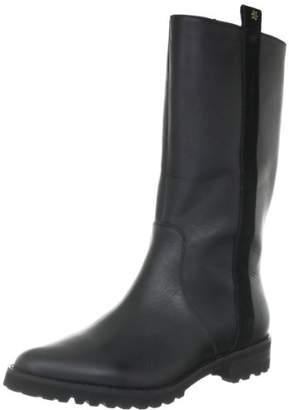 Flip*Flop Women's Cordoba Black Unlined Slip-on Boots Half Length Black Size: 5