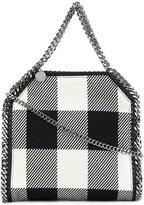 Stella McCartney mini Falabella crossbody bag - women - Wool/Artificial Leather/metal - One Size