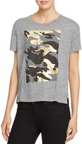 Sundry Camo Graphic Tee - 100% Bloomingdale's Exclusive