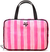 Victoria's Secret Victorias Secret Signature Stripe Jetsetter Travel Case