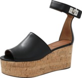 Givenchy Rinny 8 Shark Wedge Sandal