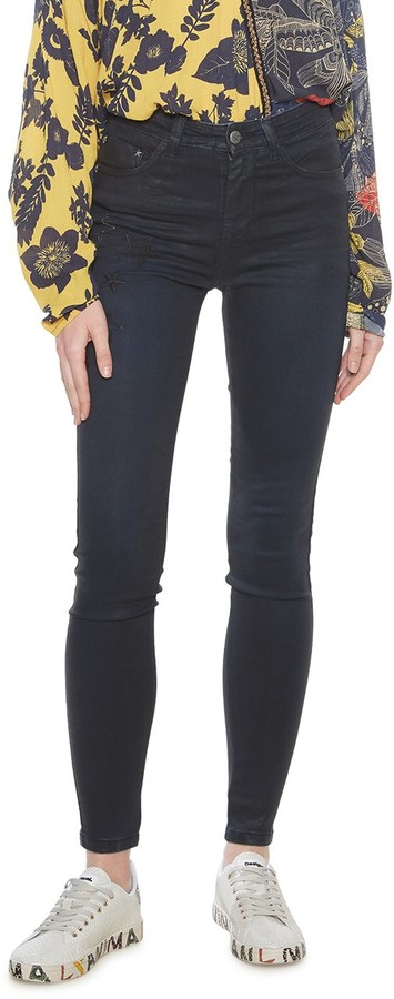 Thumbnail for your product : Desigual Women's Denim_Yasmine Skinny Jeans