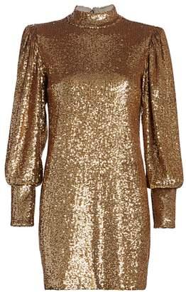 A.L.C. Christy Sequin Mini Dress