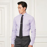 Ralph Lauren Purple Label Windowpane Cotton Dress Shirt