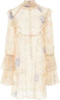 Anna Sui Dancing Dandelions Dress