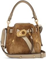 Chloé Owen small suede shoulder bag