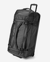 Eddie Bauer Expedition Drop Bottom Rolling Duffel - Extra Large