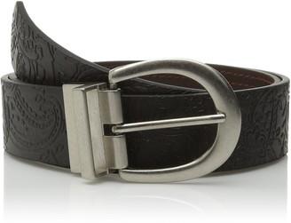 Relics Womens Emboss Reversible Belt