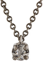 Eva Fehren Women's Solitaire Pendant Necklace