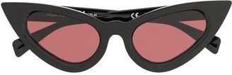 Kuboraum Cat Eye Sunglasses