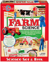 Asstd National Brand Farm Science Activity Book