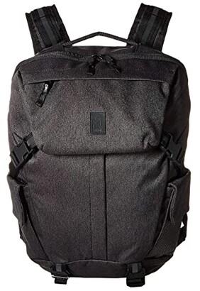 Chrome Pike Pack (Black) Backpack Bags