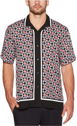Cubavera Men Geo-Print Shirt