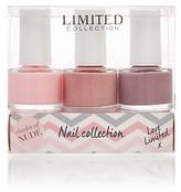 Limited Edition Nail Polish Trio