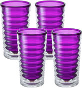 Tervis 16-oz. Plum Twist Set of 4 Insulated Tumblers
