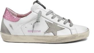 Golden Goose Super-Star Sequin Sneaker
