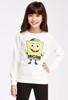 Forever 21 SpongeBob x Mina Kwon Graphic Sweatshirt (Kids)
