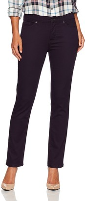 Lee Women's Petite Petite Slimming Fit Rebound Slim Straight Jean
