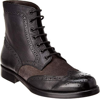 Bruno Magli M by M By Fedro Leather Boot