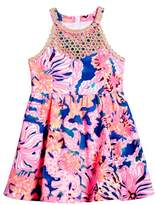 Lilly Pulitzer R Kinley Fit & Flare Dress