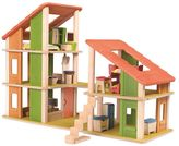 Plan Toys Chalet Dollhouse & Furniture Set