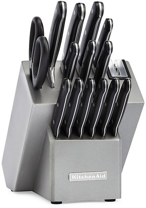 KitchenAid 16-Piece Classic Forged Triple Rivet Cutlery Set