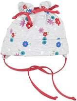 Sterntaler Baby Girls' Knotenmütze Hat,47