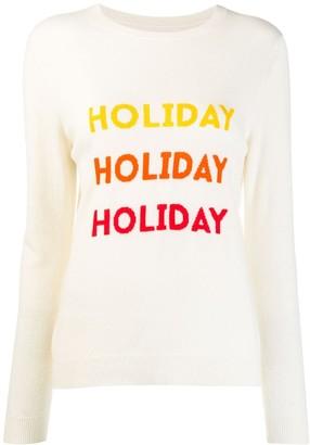 Parker Chinti & Holiday sweater
