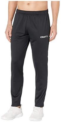Craft Progress Pants (Black) Men's Casual Pants