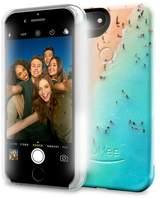 Lumee Beach-Print iPhone Case