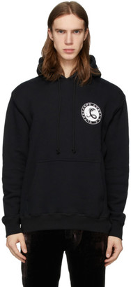 Cobra S.C. Black French Terry Hoodie