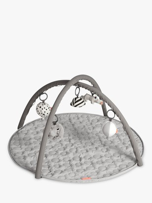 Done by Deer 5 Toy Activity Playmat, Grey