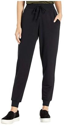 Skechers Skechluxe Restful Jogger (Black) Women's Casual Pants