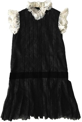 Philosophy di Alberta Ferretti Black Dress for Women
