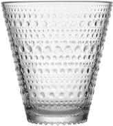Iittala Kastehelmi Tumbler - Set of 2 - Clear