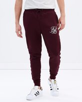 SikSilk Poly Tricot Fitted Jog Pants