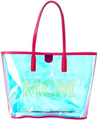 MCM Flo Hologram Tote