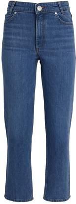 Sandro Stretch Mom Jeans