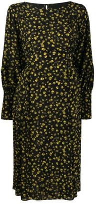 Cavallini Erika Lucrezia Silk Dress