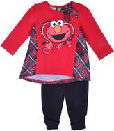 Sesame Street Elmo 2-pc. Pant Set Baby Girls