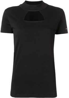 Alyx cut-out logo T-shirt